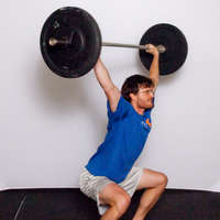 Full Squat Snatch